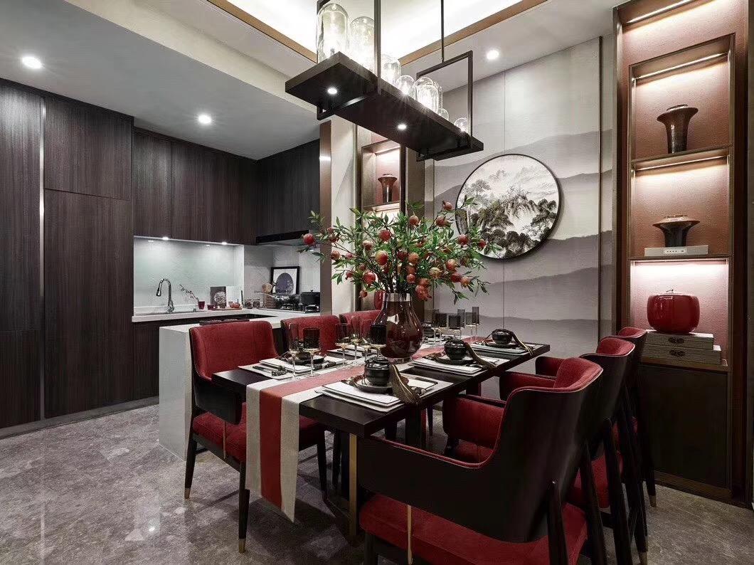 中国风装修风格案例